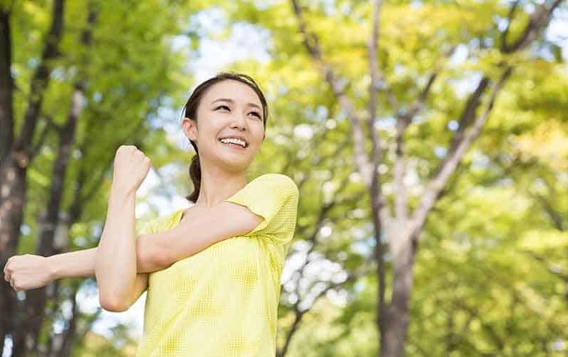 Exercising-Affects-Health