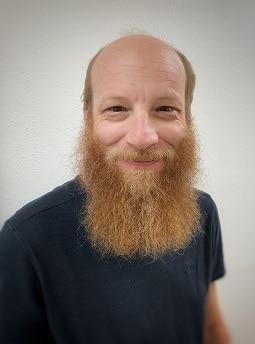 Dr. Todd Gereb Headshot