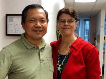 Stephen & Carol Anne Chan